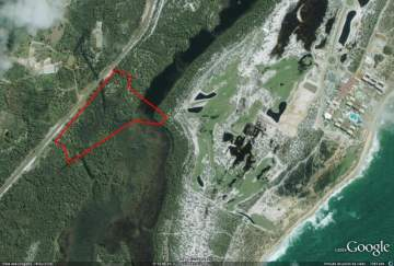 Commercial building site for sale in Praia do Forte, Brazil