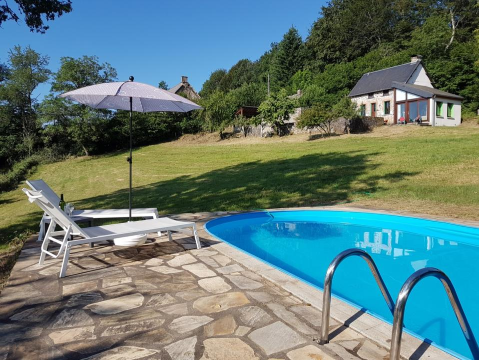 Holiday Rentals for rent in Eygurande, France