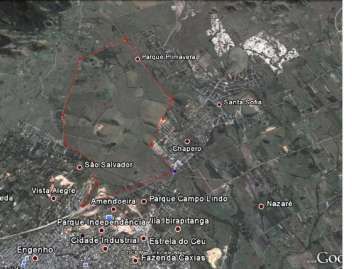 Commercial building site for sale in Itaguaí, Brazil