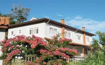 Villa / luxury real estate for sale in Nova Trento, Brazil