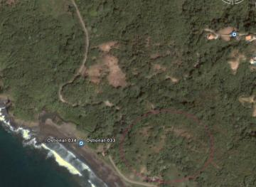 Green area, recreational land for sale in Ostional-Santa Cruz, Costa Rica