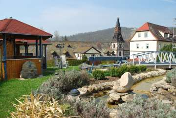 Holiday Rentals for rent in Bad Sulza, Germany