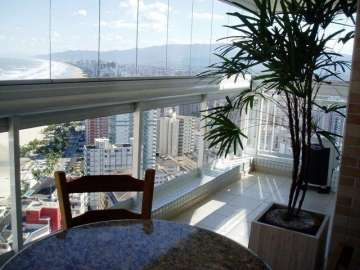 Penthouse/ Appartment zu kaufen in Praia Grande, Brasilien