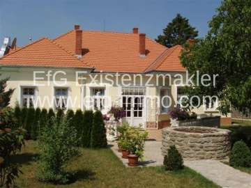 Villa / luxury real estate for sale in Sárvár-Mitteltransdanubien, Hungary