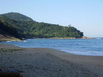 Commercial building site for sale in Ubatuba, Brazil