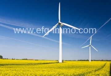 Wind farm with 4 MW in operation, 9% return / EfG 7712-S, 35101 Frantiskovy Lazne, Czech Republic