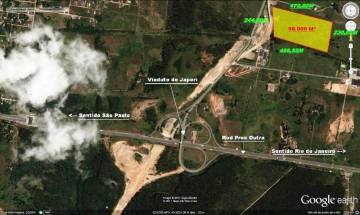 Commercial building site for sale in Seropédica, Brazil