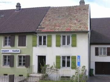 Double / Terraced houses for sale in Bure, Switzerland