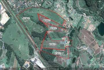 Commercial building site for sale in Jundiaí, Brazil