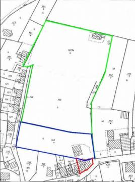Commercial building site for sale in Kirchberg, Germany