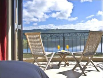 Gardenroute Boutiquehotel mit Seeblick