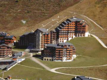 Holiday Rentals for rent in Belle Plagne, France