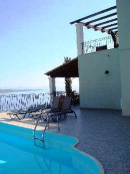 Villa / luxury real estate for sale in Korfu-Agni, Greece