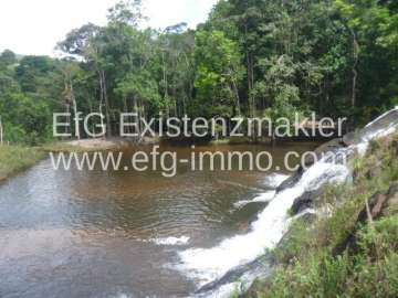 Land 10 hectares cocoa, beautiful waterfall / EfG 9077-BCF, 45470-000 Jequiriçá, Brazil