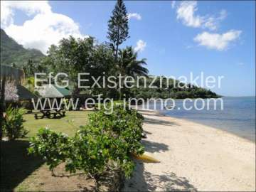 Tahiti nice seafront hotel with diving base / EfG 10155-K, 98728 Haapiti, French Polynesia