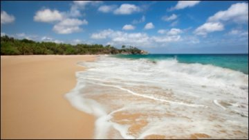 and 1 ha in community with private beach / EfG 250804-DJ, 33000 Cabrera, Dominican Republic