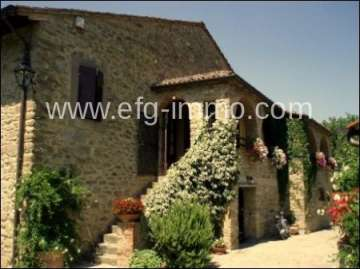 Farm / Ranch for sale in Cortona-Arezzo, Italy