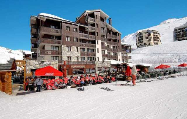 Tignes for rent France