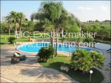 Apulia Ostuni luxury villa, pool, palm trees / EfG 757-IDD, 72017 Ostuni, Italy