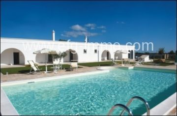 Agriturismo historic country house 8 ha, pool / EfG 778-IDD, 72021 Francavilla Fontana, Italy