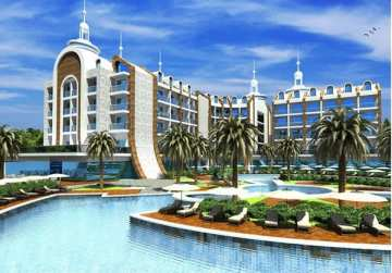Hotel for sale in Antalya, Turkey