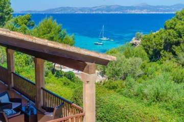 Holiday Rentals for rent in Cala Blava, Spain