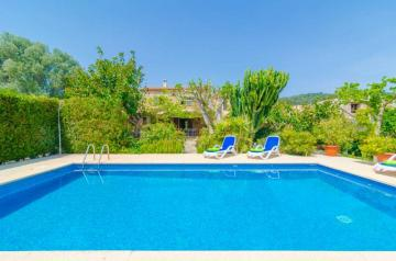 Holiday Rentals for rent in Son Servera, Spain