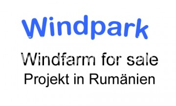 Region Tulcea 15 MW Windpark