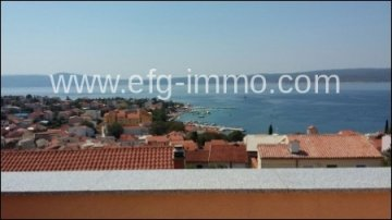 New 140 m ² duplex apartment with sea view / EfG 11280-140-K, 51260 Selce, Croatia