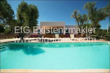 arovigno sea view villa with pool for sale | EfG 1206-ID, 72012 Carovigno, Italy