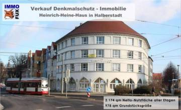 Living & Firm, business-house for sale in Halberstadt, Germany