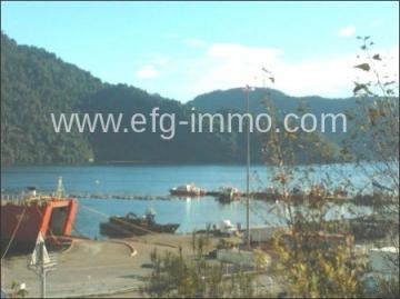 Patagonia Puerto Chacabuco house, lake view / EfG 11406-K, 6000000 Puerto Chacabuco, Chile