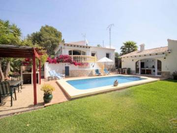 Holiday Rentals for rent in Xàbia, Spain