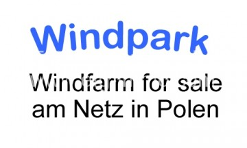 Windpark 7,5 MW 2013 am Netz 11 % Rendite / EfG 11482-WZ, 76220 Slupski, Πολωνία