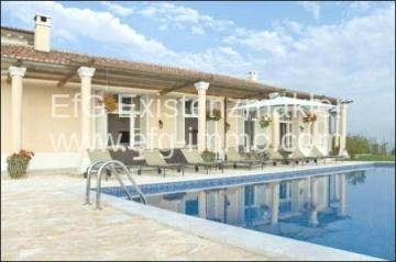 Istria Luxury Villa with Pool, 10 km from the sea / EfG 11492-K, 52429 Grožnjan, Croatia