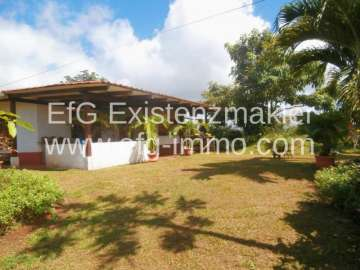 Farm with house and sea panoramic views / EfG 11500-K, 60805 Los Ángeles, Costa Rica