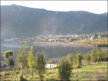 Hotel for sale in El Pangue-Patagonien, Chile