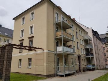 Apartments for rent in Chemnitz-Lutherviertel, Germany