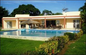 Villa / luxury real estate for sale in Cabrera-Karibik, Dominican Republic