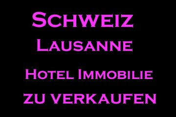 Lausanne Investment: Hotel for Sale / EfG 11748-R, 1003 Lausanne, Switzerland