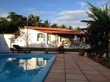 Hotel for sale in Itaparica Island-Tairu, Brazil