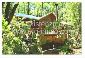 Patagonien Pucon Kauf Hostel Cabañas am Fluss | EfG 11782-K, 4920000 Pucon, Chile