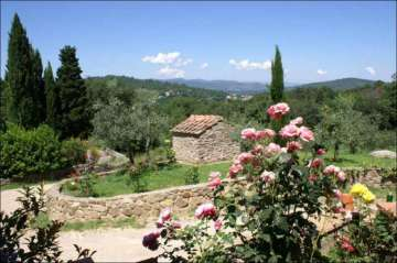 Villa / luxury real estate for sale in Pergine Valdarno-Arezzo, Italy