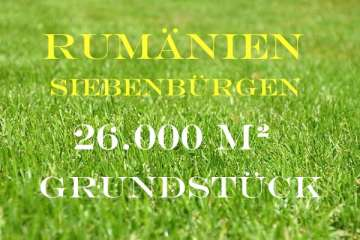 ibiu 26.000 m² Land for sale | EfG 12054-K, 550003 Hermannstadt, Romania