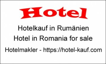 Hotel for sale in Venus, Romania