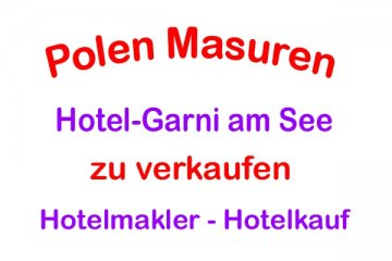 Hotel for sale in Sejny-Masuren, Poland