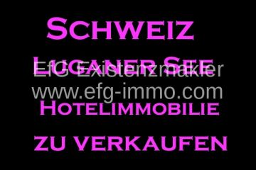 Hotel for sale in Lugano-Luganersee, Switzerland