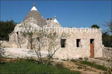 Farm / Ranch for sale in Alberobello-Bari, Italy