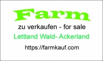 Farm / Ranch for sale in Bauska, Latvia