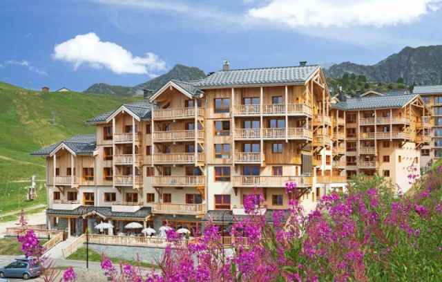 **** in Plagne Villages max. 2 Persons,  Plagne Villages, Francia